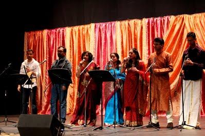 Isha Isai Mazhai 2012: Music Is The Voice Of Change