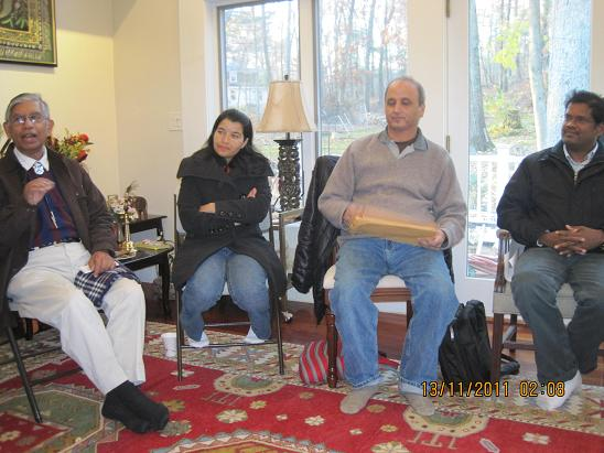An Afternoon Of Poetry – South Asian Poets Of New England
