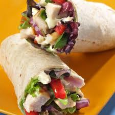 Recipes - Wrap Yourself With Great Flavors