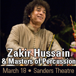 World Music Presents Zakir Hussain & Masters Of Percussion