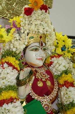 Kali Sthapan At Sree Vijaya Durga Temple