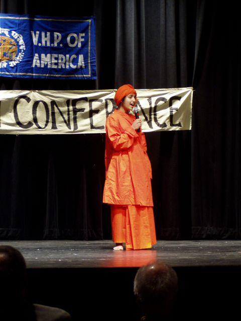 Youth Conference 2012: Swami Vivekananda's Message Of Sustainable Living