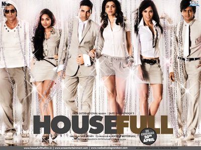 Music Review - Housefull 2