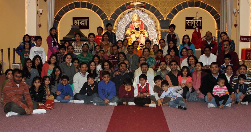 New England Shirdi Sai Temple Celebrates Chaitra Navratri