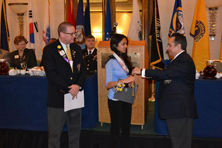 Kousanee Chheda Honored As Leo Of The Year