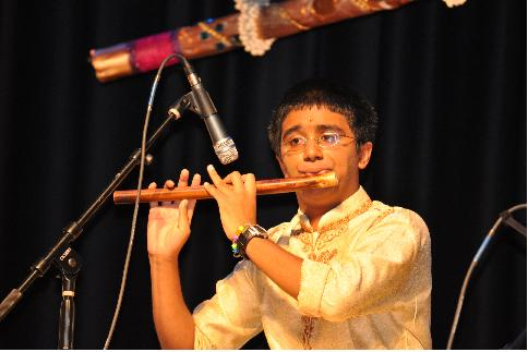 Boston Area Kids Shine At Cleveland Aradhana