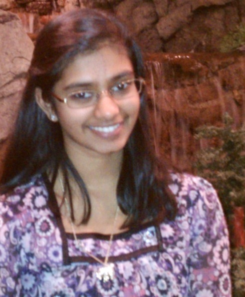 Janani Baskaran Receives Gold President's Volunteer Service Award