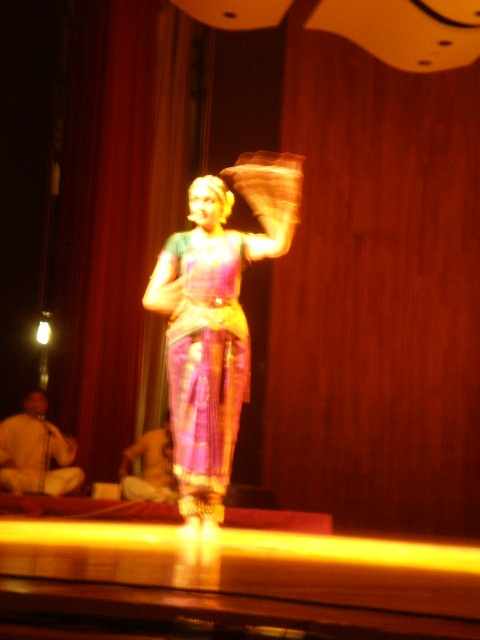 A Dancer's Dancer…
