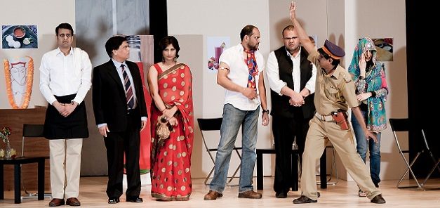 Hindi Manch Event Proves Laughter Is The Best Medicine