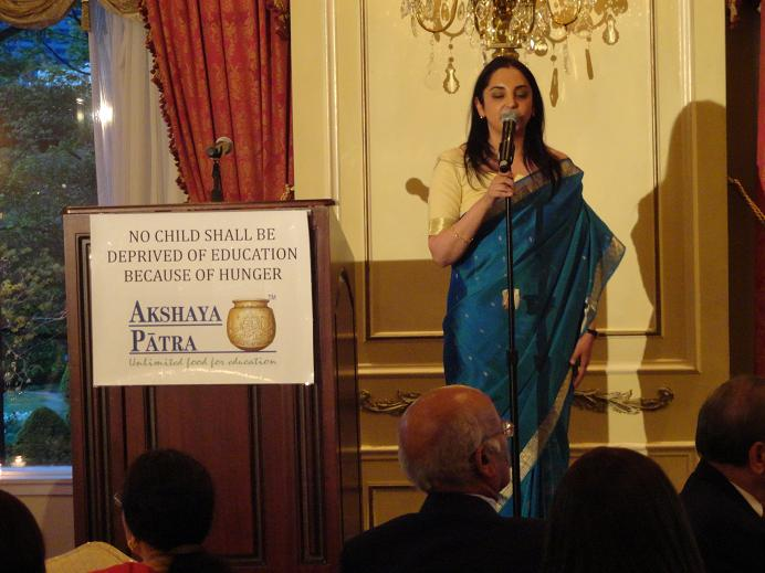 Akshaya Patra's Boston Gala Event Raises $365K