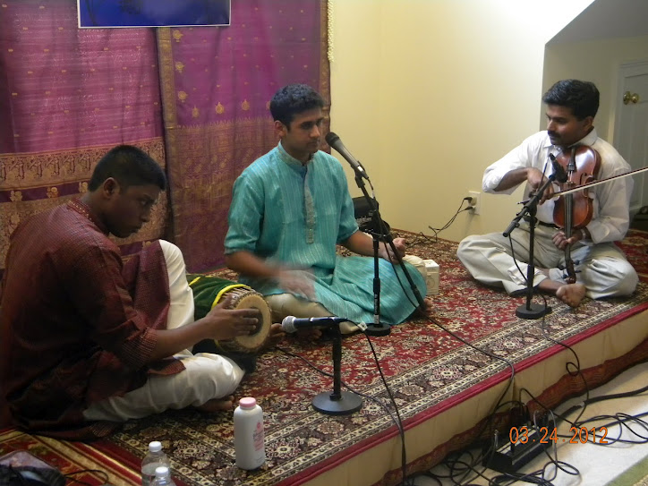 Concert Review:  Sumithra Vasudev & Sriva Raghavan
