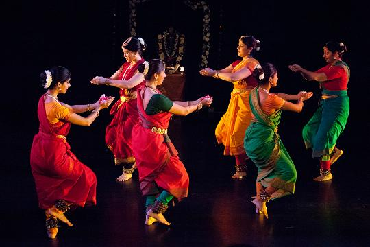 The Journey Of Bharatanatyam