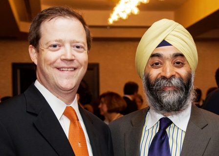 Amar Sawhney Honored At Immigrant Entrepreneur Awards