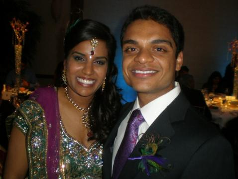 Payal Agrawal Weds Sanjay Divakaran