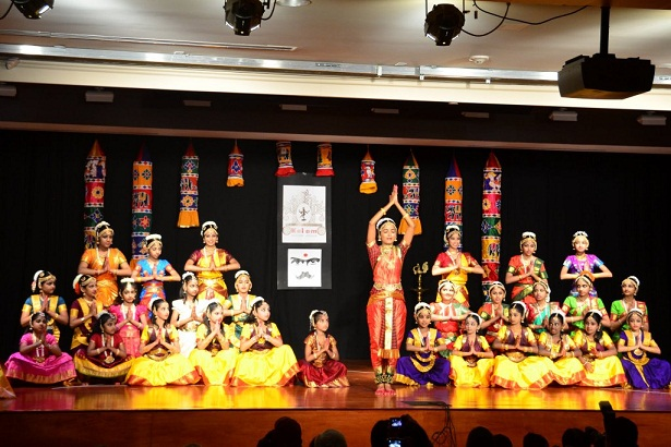 Kolam Academy Of Dance Annual Show