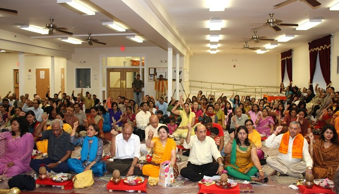 Gayatri Jayanti Celebrated At Satsang Center