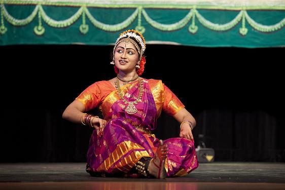 Arangetram: Susmitha Saripalli