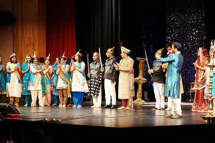 Hindi Manch  SaReGaMaPa 2012: A Triumphant Musical Celebration!