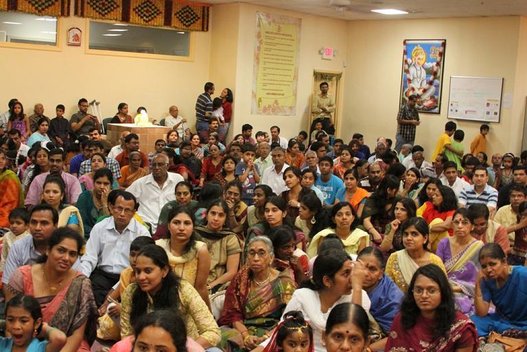 Sri Krishna Janmashtmi Cultural Program  At  NESSP Temple