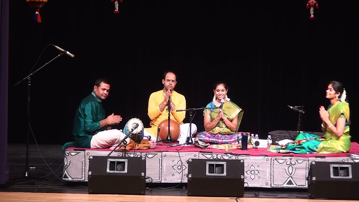 Vocal And Veena Arangetrams In 2012