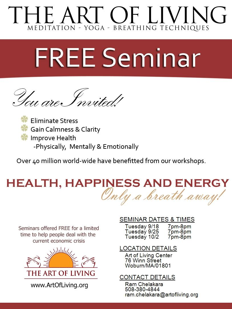 Health, Hapiness And Energy: Only A Breath Away!