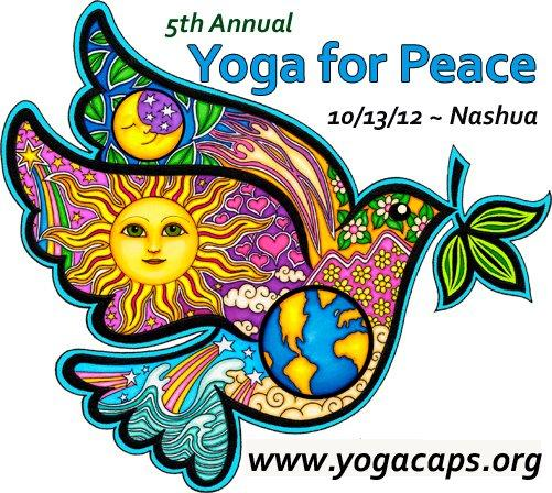 Fifth Annual Yoga For Peace