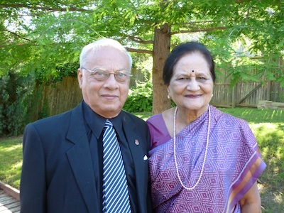 Movers And Shakers In Medicine:  Drs. Narendra And Geeta Pandya