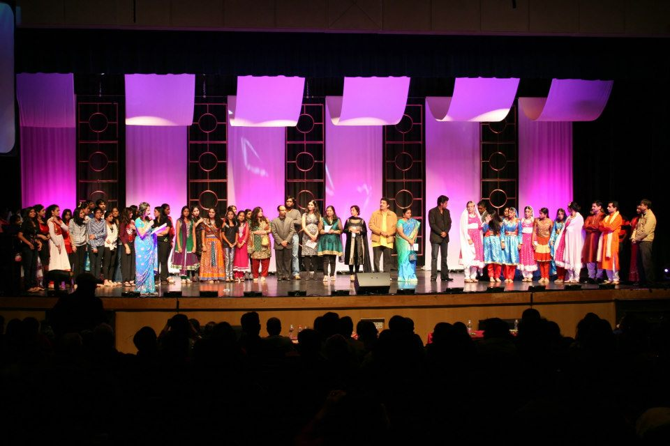 Boston Sargam Crowns 2012 Champions - Celebrates Super Success With A Sold Out Show!