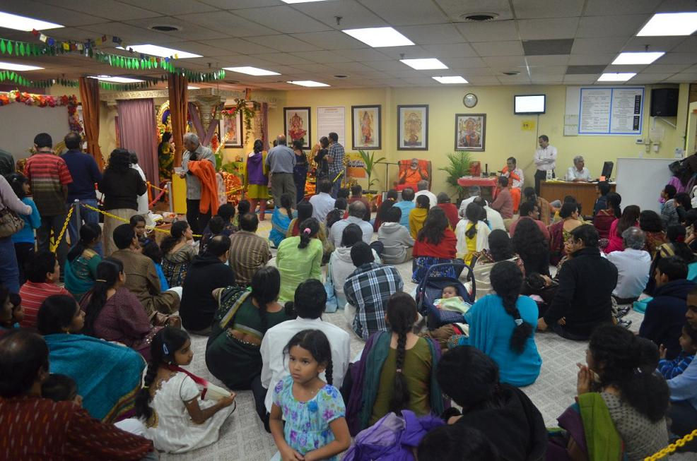 Navaratri At Sree Vijaya Durga Temple