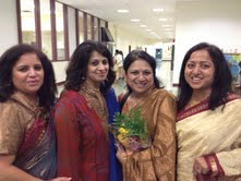 Sharon Community Celebrates Diwali