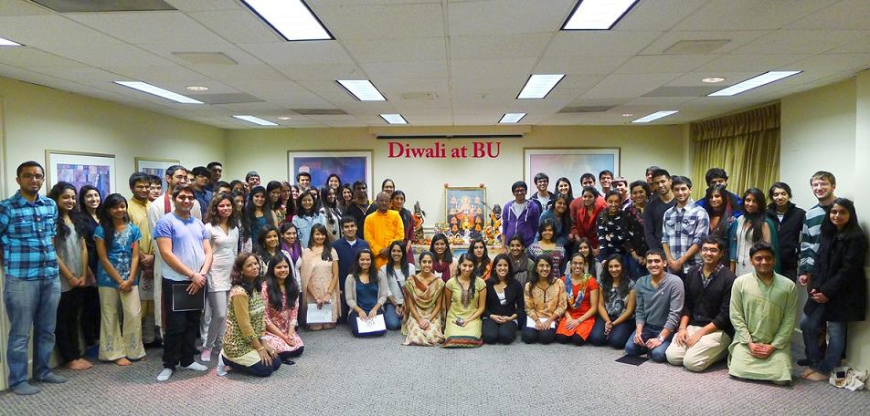 Gayatri Pariwar Facilitates Diwali Puja At MIT, Tufts And Boston Universities
