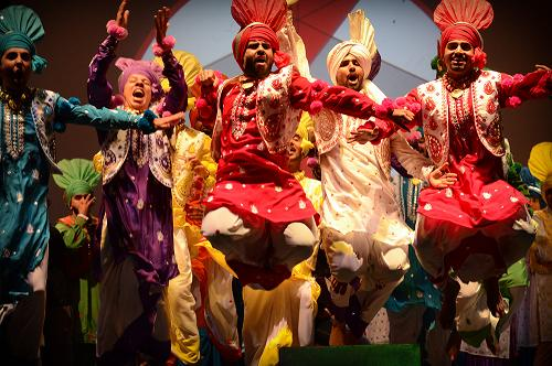 Boston Bhangra Competition 2012