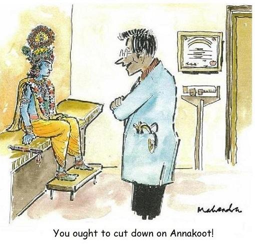 Cartoon: Annakoot