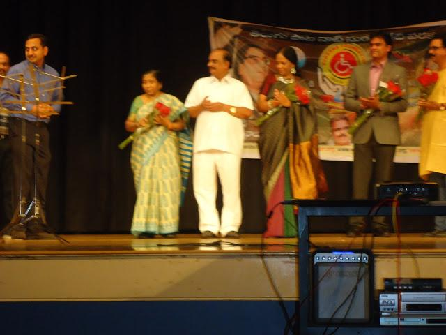 TAGB And Vegesna Foundation Conduct Ghantasala Aradhana Utsavallu-2012