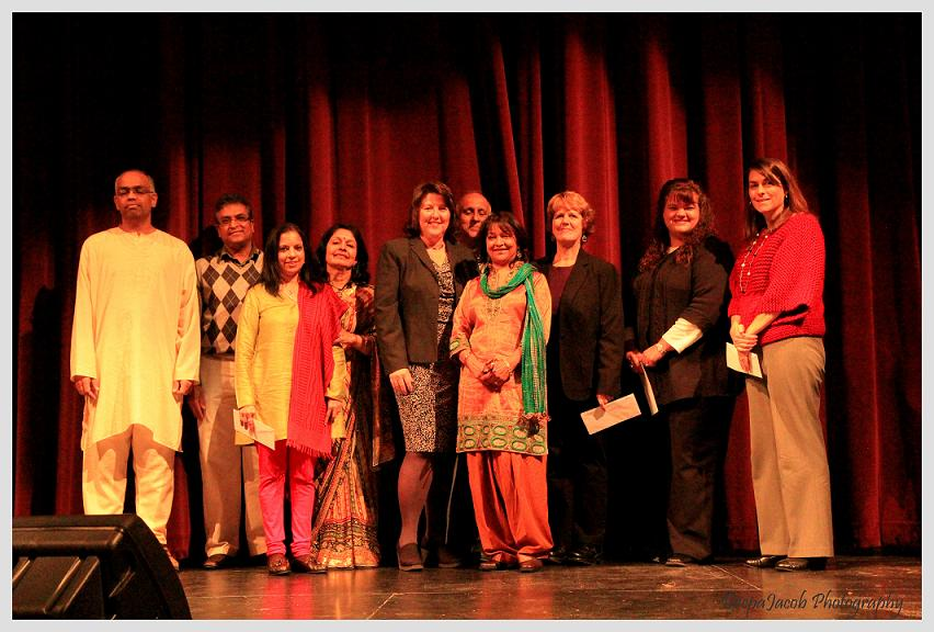 Over 600 Attend The IANH Diwali Festival And Dandiya