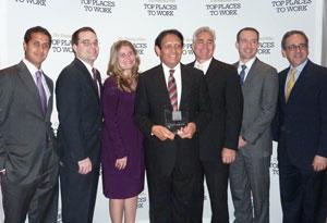 The Boston Globe Honors Leader Bank
