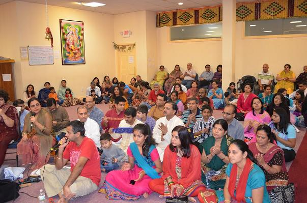 New England Shirdi Sai Temple Concluded  Navaratri And Diwali Festivals