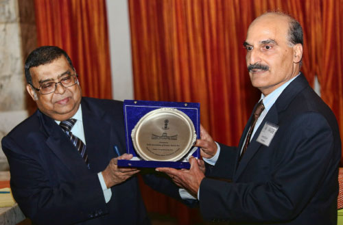 IAGB Hosts Reception Dinner To Honor The Chief Justice Of India