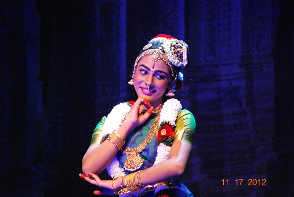 Arangetram By Shalini Sakhamuri