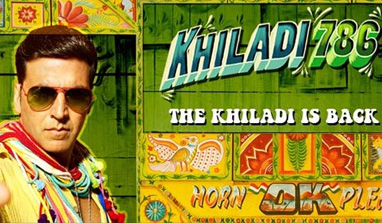 Music Review - Khiladi 786