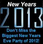 New Year 2013 Is Here!