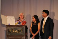 Youth Lead Honors Raj And Nalini Sharma  And Celebrates Expansion