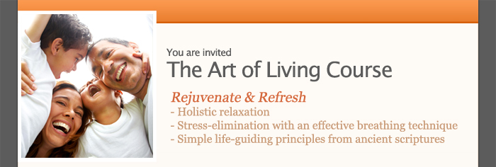 The Art Of Living Course