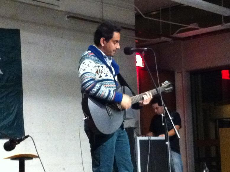 A Musical Evening With Bilal Khan At Harvard