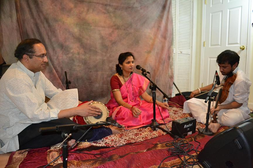 KHMC Finale Concert Series Feature Hindustani And Carnatic Concerts
