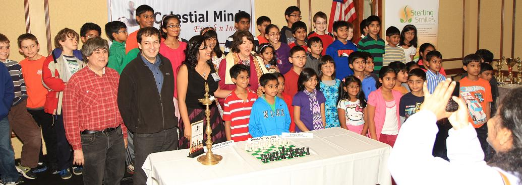 Celestial Minds Annual Event-2012