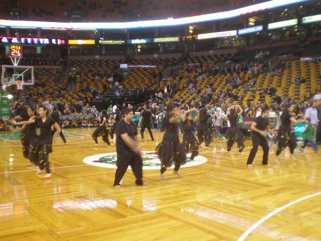 ISW At Celtics