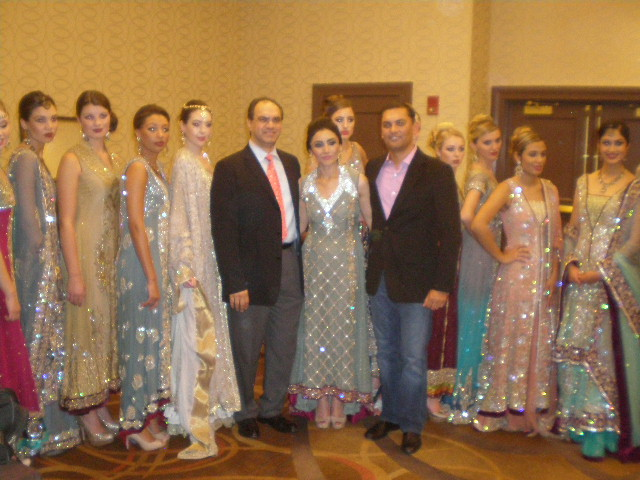 PAGB Fashion Show Features Collections From Pakistan