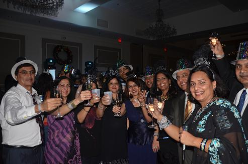 UIA New Year's Eve - A Huge Success