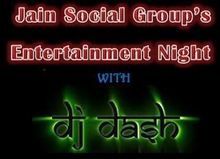 Jain Social Group's Entertainment Night